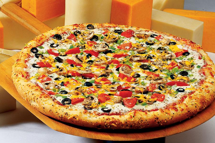 Oşef Gıda Menüler Pizza çeşitleri